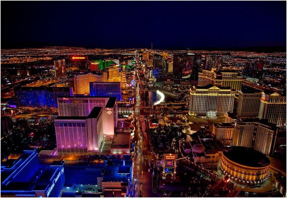 Las Vegas Bowl - Stadt