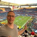 Super Bowl LIV - ich war dabei