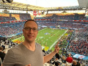 Super Bowl LIV - ich war dabei - Stadion