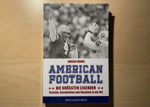 Neue NFL Bücher