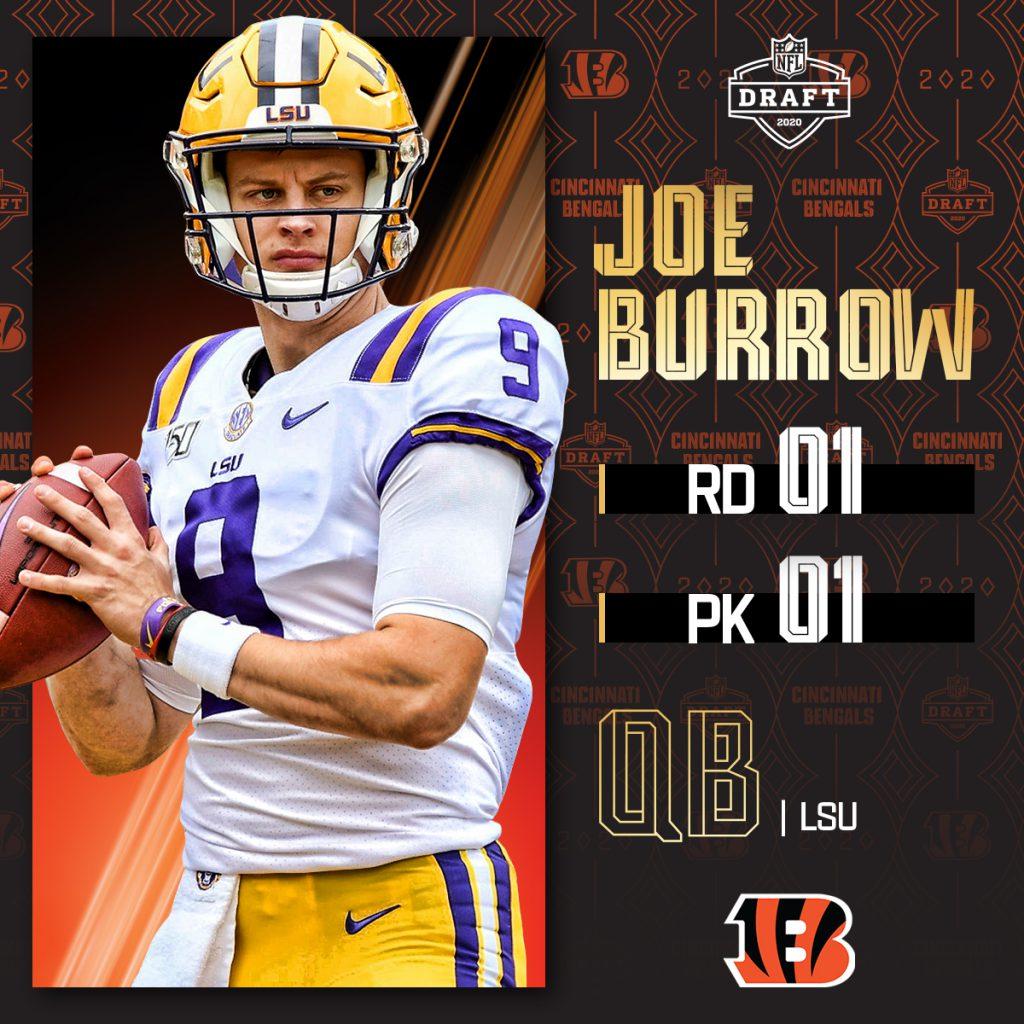 NFL Draft 2020 - Pick 1