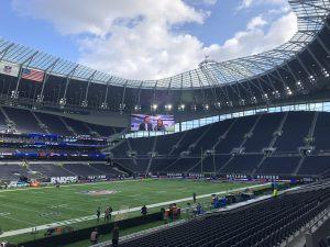 Fällt die NFL-Saison aus - London