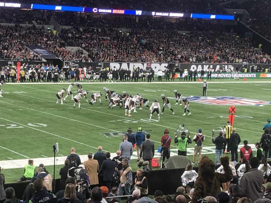 NFL Football ABC – P
