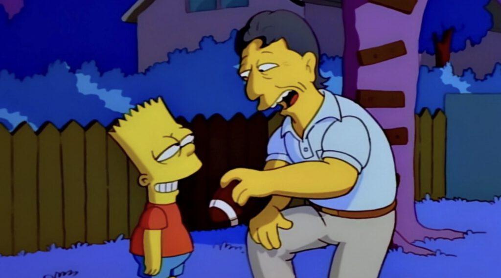 Die Simpsons - Namath