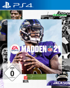 Madden NFL 21 gewinnen - Cover
