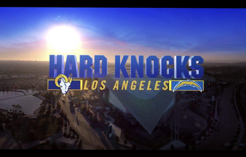 Hard Knocks - Logo