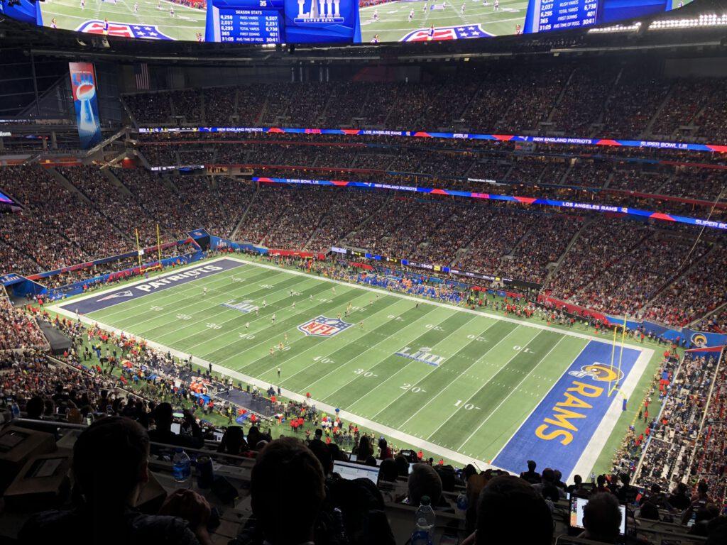 NFL Fakten 2020 - Rams