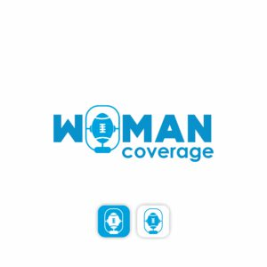 Woman Coverage - Logo