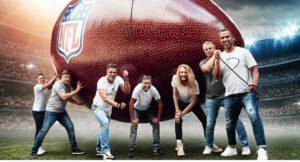 NFL Saison 2020 bei ran Football - Titel