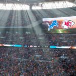 NFL in London Erinnerungen