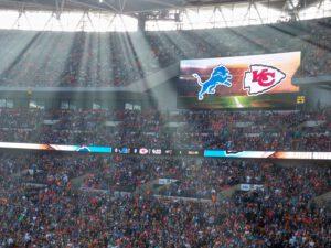 NFL in London - Titel