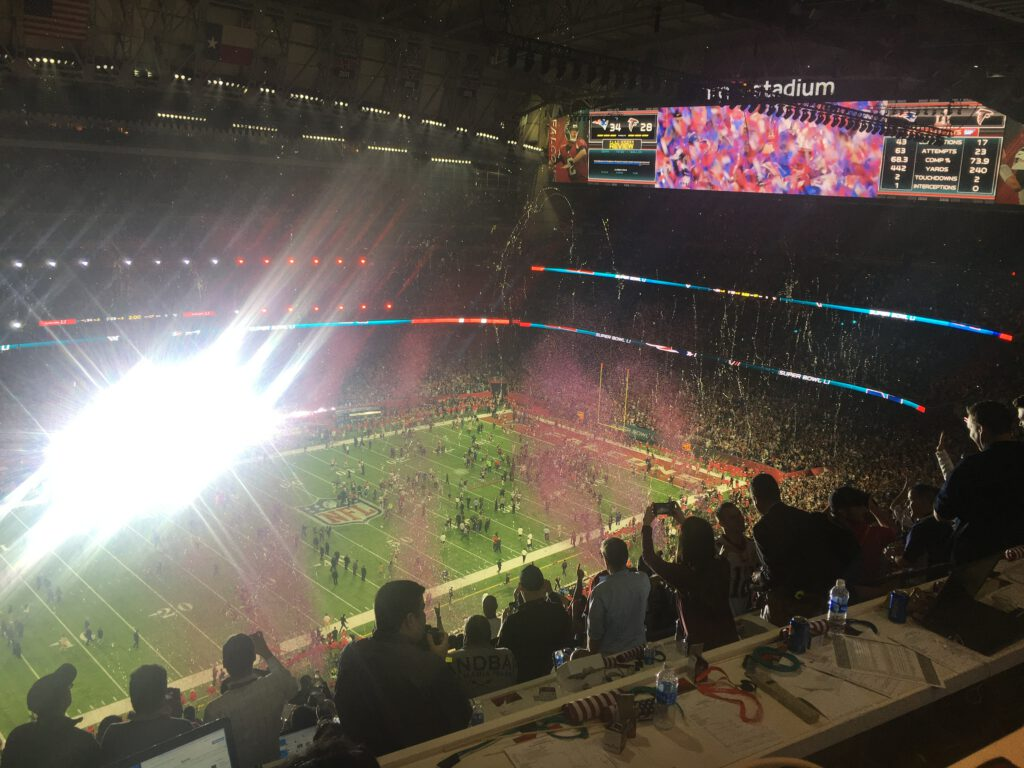 Super Bowl LV fällt aus - LI 2
