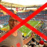 Super Bowl LV fällt aus!