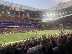 Das beliebteste NFL-Team - Stadion