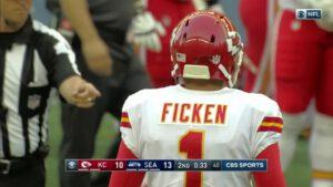 Die lustigsten Spielernamen in der NFL - SF