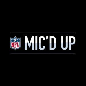 Mic'd up - Logo