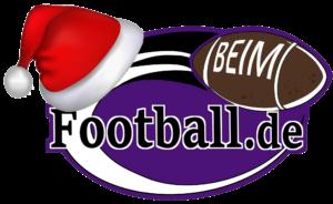 NFL an Weihnachten - Logo