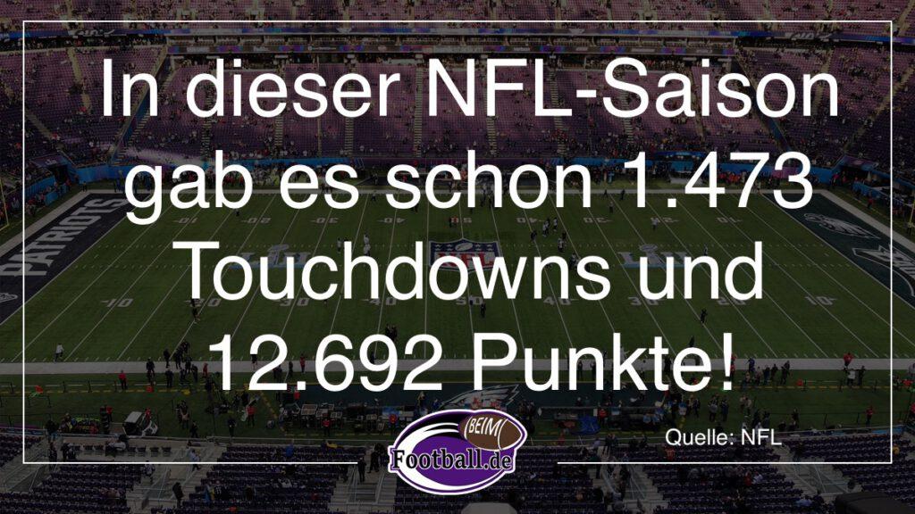Zahlen und Fakten der Saison