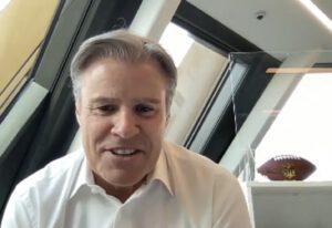 NFL Europa-Chef Brett Gosper