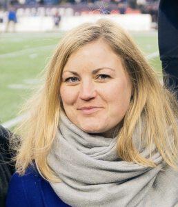 Alina Thielking von DAZN