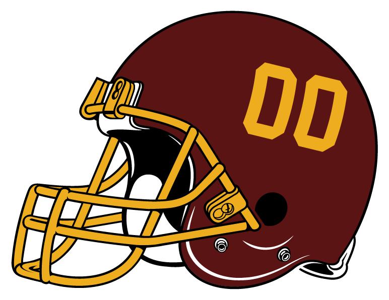Washington Football Team - Helm