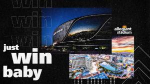 Neue NFL Stadien - Las Vegas