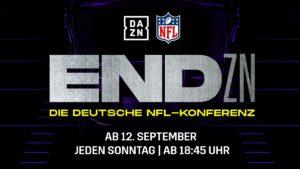 NFL ENDZN Backstage - Logo