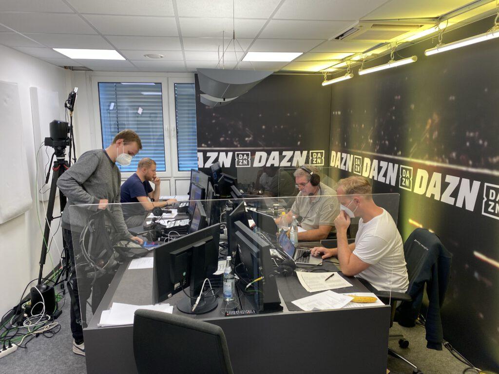 NFL ENDZN Backstage - Studio
