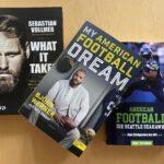 Neue Football-Bücher