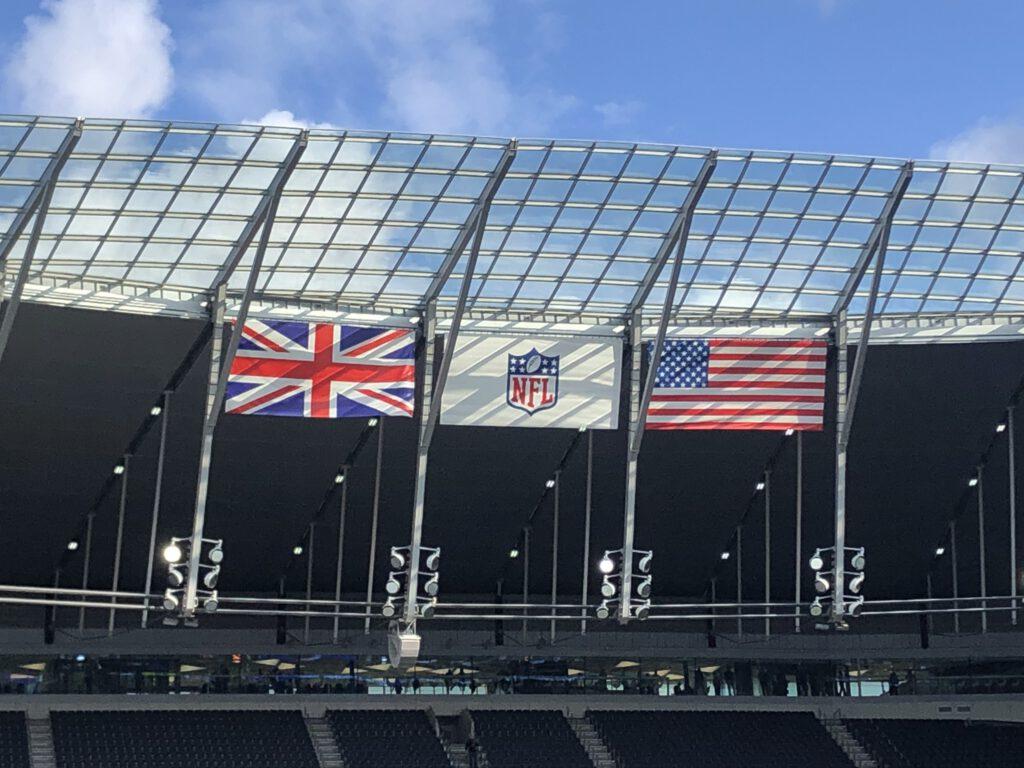 NFL London 2021 Liveticker - Titel
