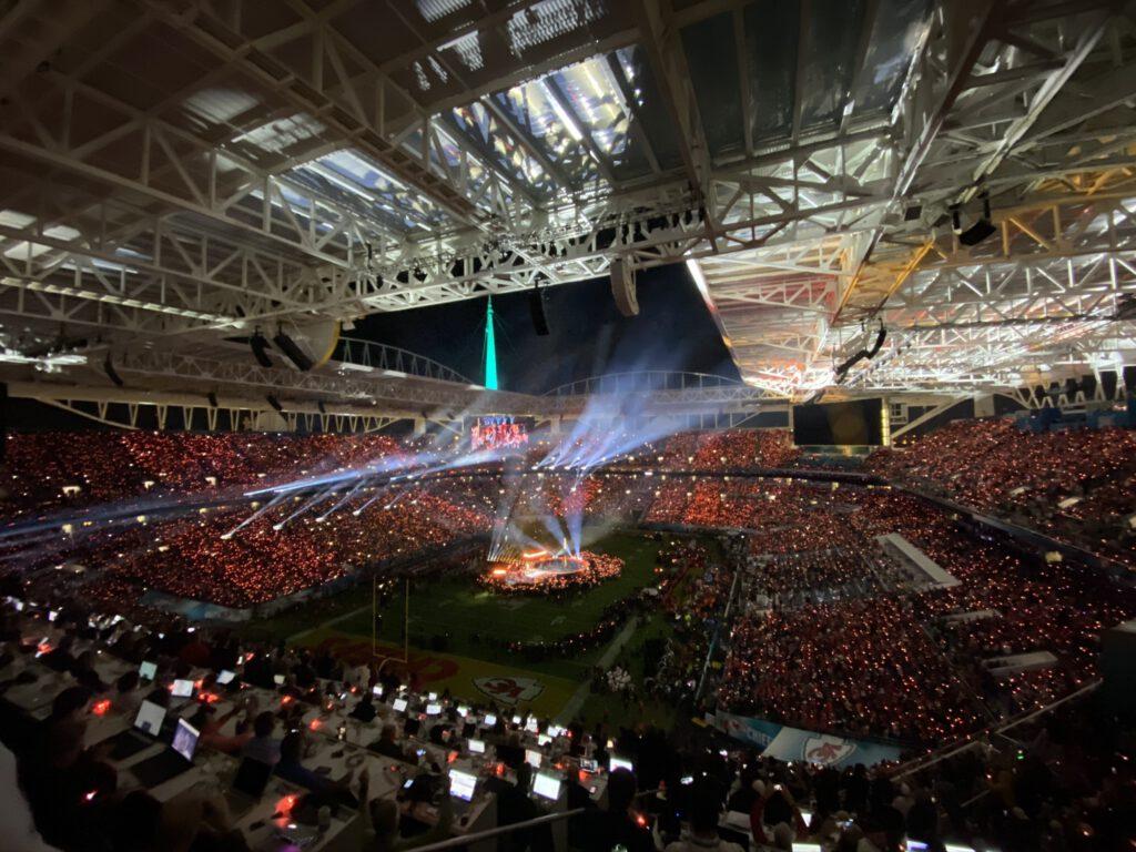 Super Bowl LVI Halftime Show - Miami