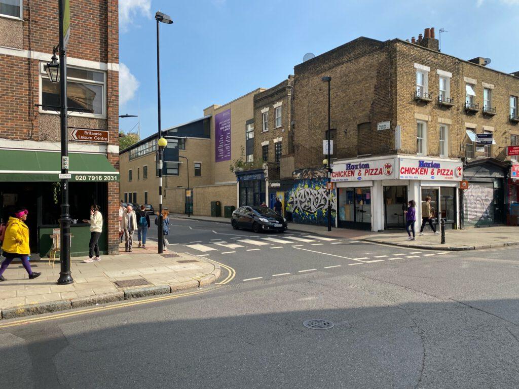 London 2021 - Hoxton Street