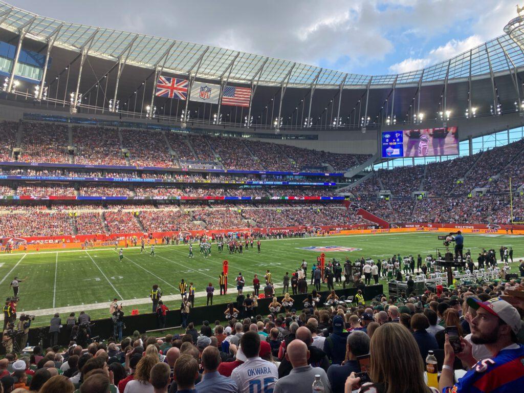 London 2021 - Stadion